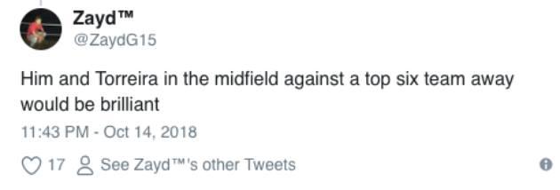 NHM Arsenal sướng rên với cái tên đá cặp hoàn hảo với Lucas Torreira - Bóng Đá