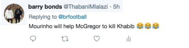 MXH phát cuồng vì trận đấu giữa Mourinho và... tay đấm Khabib - Bóng Đá
