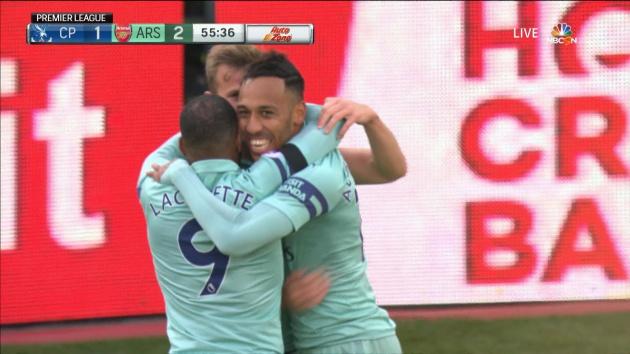 Aubameyang thể hiện hiệu suất ghi bàn đáng kinh ngạc cho Arsenal - Bóng Đá