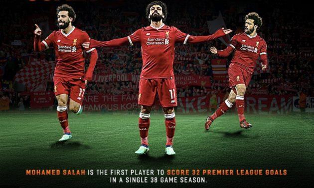 Auba vs Salah: Hành trình trở thành những tiền vệ cánh hay nhất EPL! - Bóng Đá