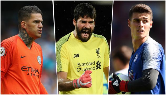 Ai đang là thủ thành xuất sắc nhất Premier League mùa này? - Bóng Đá