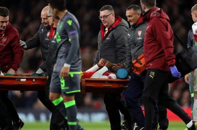Rõ chấn thương, tương lai của Welbeck tại Arsenal đi vào ngõ cụt - Bóng Đá