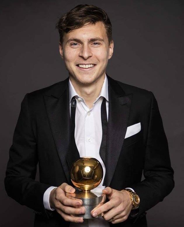 Sau Ibrahimovic, Man Utd sở hữu thêm Quả bóng vàng Thuỵ Điển - Bóng Đá