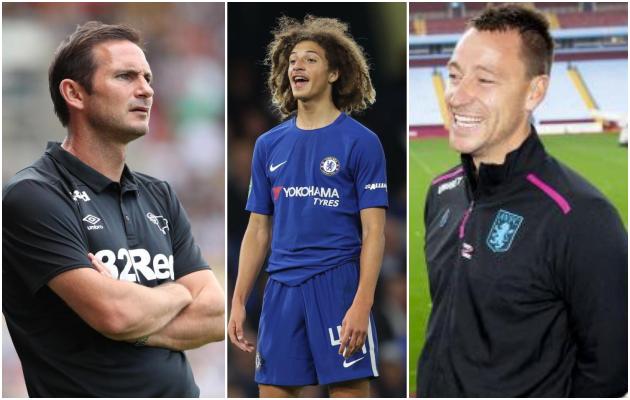 Nóng! Chelsea sẽ trao 'báu vật' cho Lampard hay Terry? - Bóng Đá