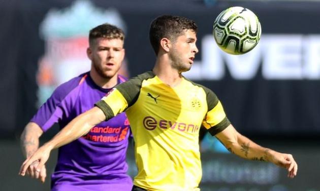 Nóng! Dortmund xác nhận thông tin quan trọng với Chelsea vụ Pulisic - Bóng Đá