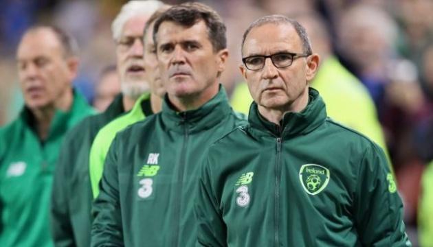 Xong! Huyền thoại Man Utd mất việc sau khi CH Ireland xuống hạng - Bóng Đá