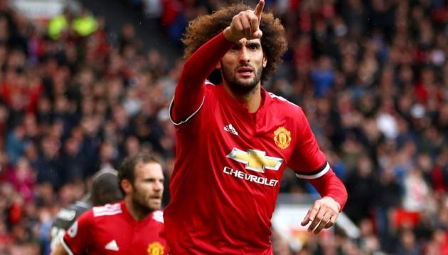 Fellaini trở thành người hùng của Man Utd dưới thời Mourinho như thế nào? - Bóng Đá