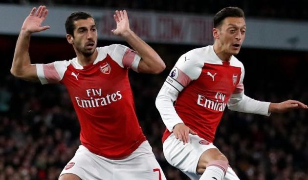 Tấn công vẫn là một vấn đề lớn đối với Arsenal - Bóng Đá