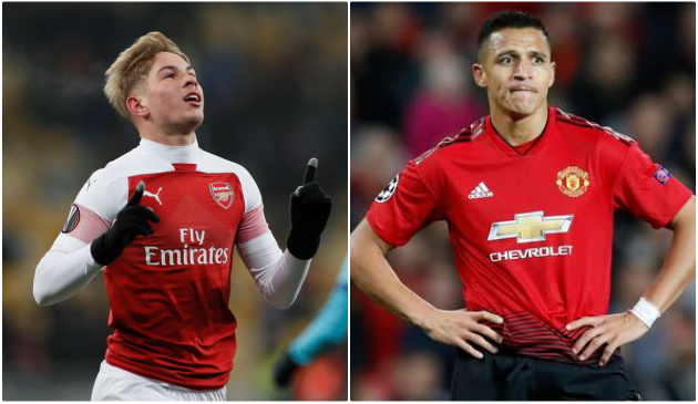 Fan Arsenal 'đá đểu' Alexis Sanchez sau màn trình diễn của Smith-Rowe - Bóng Đá