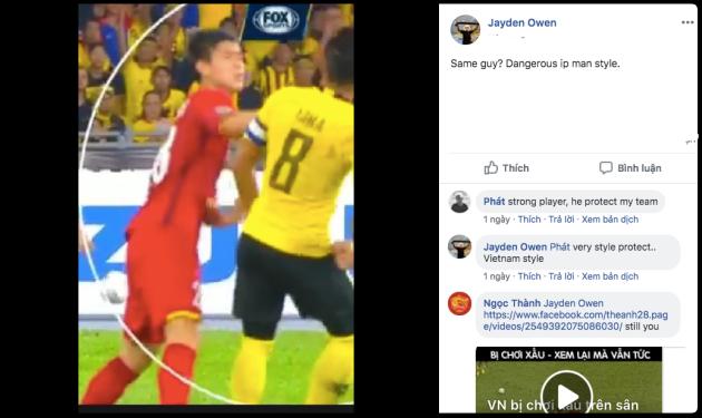 Nóng! Fan Malaysia tuyên bố cầu thủ Việt Nam sử dụng