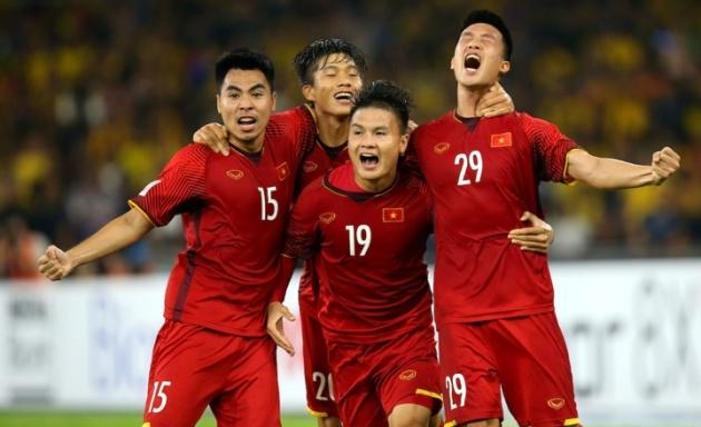 Đây! Thống kê cho thấy ĐT Việt Nam sở hữu hàng công mạnh nhất AFF CUP - Bóng Đá