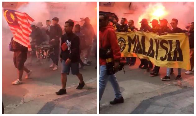 Nóng! NHM Việt Nam tranh cãi nảy lửa vì một hành động từ fan Malaysia - Bóng Đá