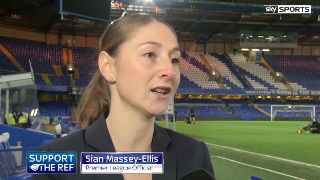Sian Massey-Ellis: Người cứu Arsenal