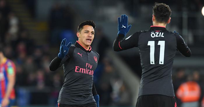 Ozil và Sanchez: Cái giá phải trả cho sự thiên tài là... bi kịch! - Bóng Đá