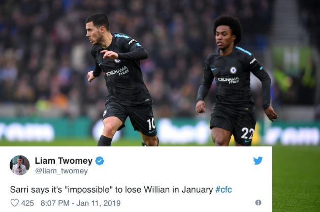 'Không đời nào anh ấy sẽ rời Chelsea' - Bóng Đá