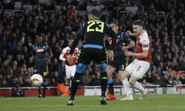 '1 bàn thắng cực kỳ tài tình của Arsenal' - Bóng Đá