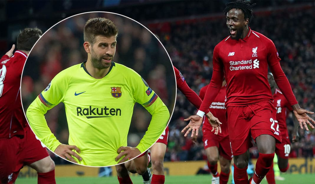 'Chúng tôi đã có thể ăn ba nếu đánh bại Liverpool ở Champions League' - Bóng Đá