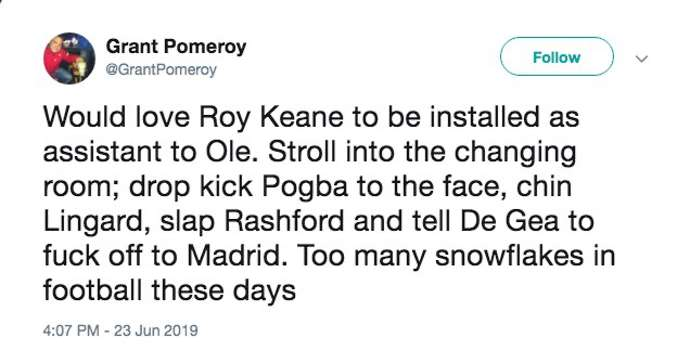 Man Utd fans want Roy Keane to come back after he leaves Nottingham Forest - Bóng Đá