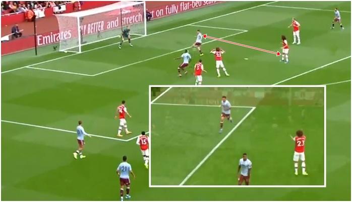 David Luiz đổ lỗi cho ai sau bàn thua của Arsenal? - Bóng Đá