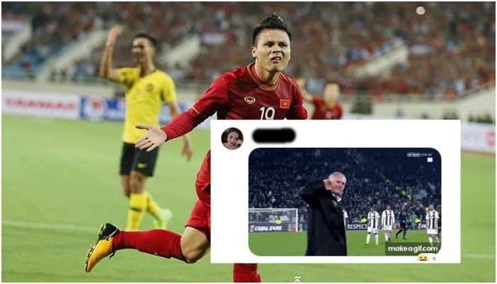 NHM Việt Nam ví Quang Hải với... Jose Mourinho - Bóng Đá