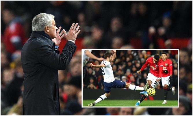 José Mourinho on Marcus Rashford: - Bóng Đá