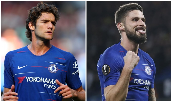 Chelsea's Olivier Giroud is close to agreeing to personal terms with Inter, according to L'EQUIPE  - Bóng Đá