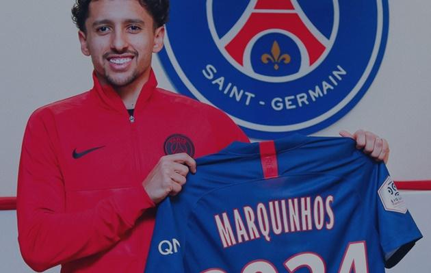 CHÍNH THỨC: PSG ký hợp đồng với 'nỗi đau' của Man Utd - Bóng Đá