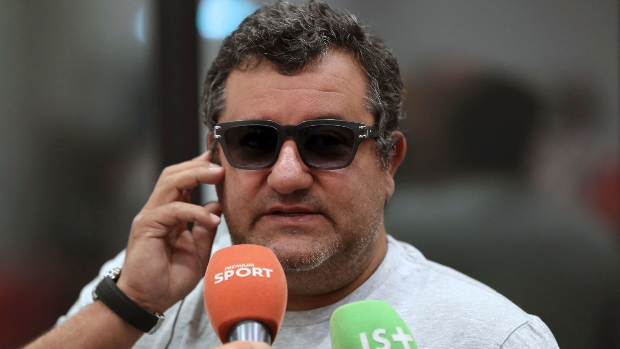 Raiola: Everybody knows the ambition from both parts is not being met the last years (POGBA) - Bóng Đá