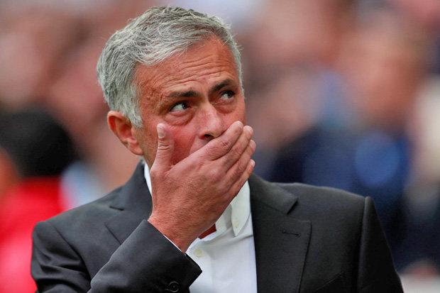 Mourinho đã hết hạnh phúc ở MU - Bóng Đá