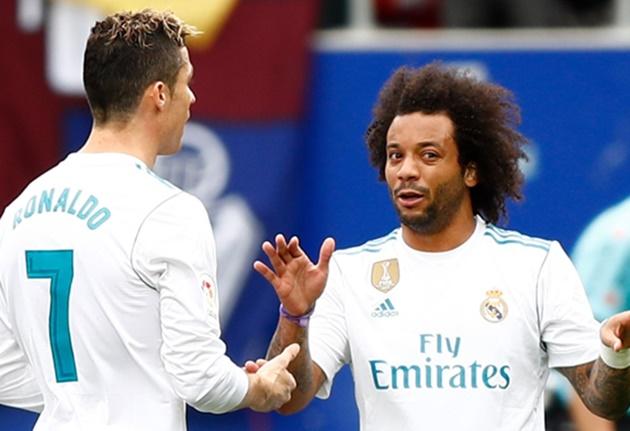 Marcelo ẩn ý về tương lai ở Real - Bóng Đá