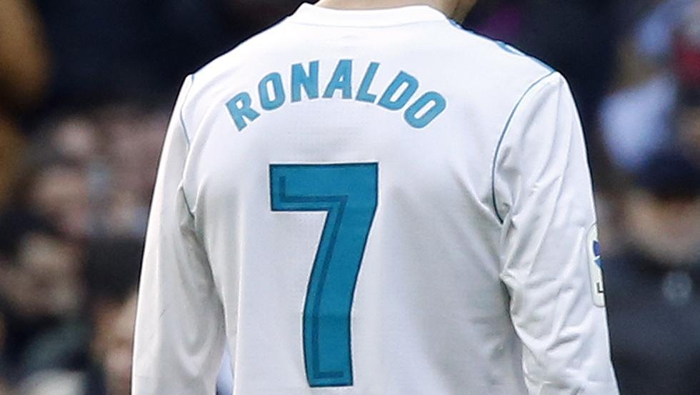 NÓNG: Chiếc áo số 7 của Ronaldo đã có chủ - Bóng Đá
