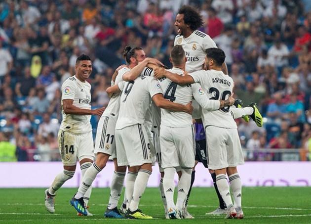 'Không có Ronaldo, Real mới là đội hình 11 người'' - Bóng Đá