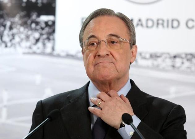 SỐC: Chủ tịch Perez quyết thế chấp Real - Bóng Đá