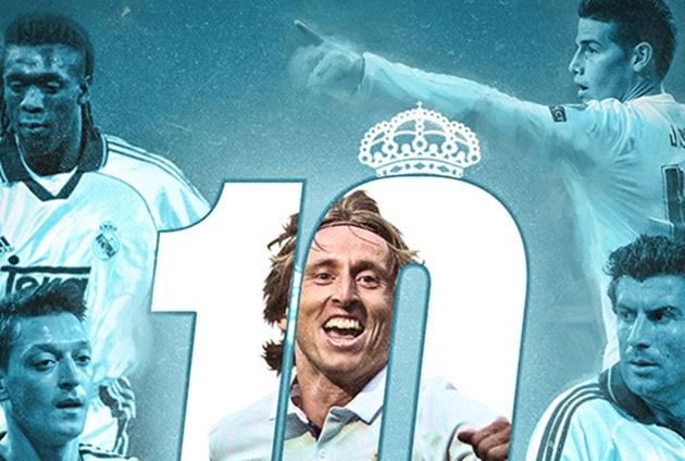 NÓNG: Real đã chọn xong người kế vị chiếc áo số 10 - Bóng Đá