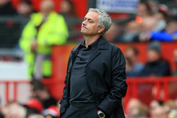 Hòa bạc nhược, Mourinho lại đổ tội lên học trò - Bóng Đá