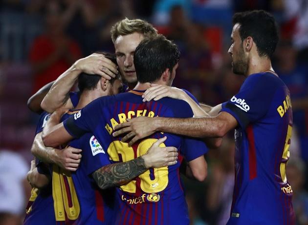 21h15 ngày 29/9, Barcelona vs Athletic Bilbao: - Bóng Đá