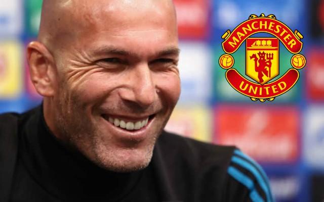 Lộ diện thêm ngôi sao được Zidane đem đến MU - Bóng Đá