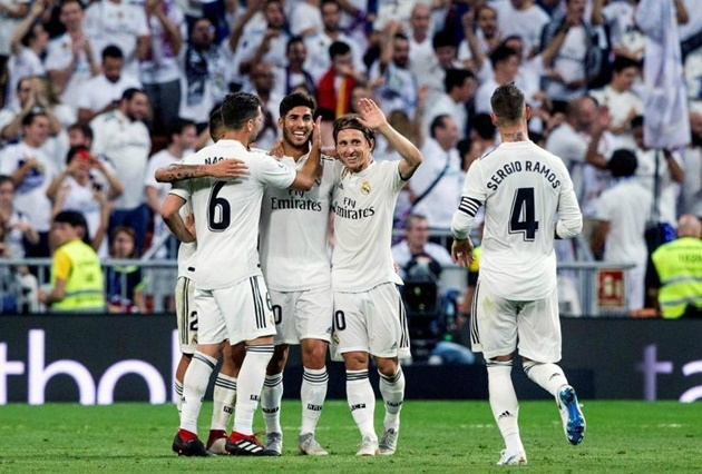 19h00 ngày 24/11, Eibar vs Real Madrid: Khó cản Kền Kền trắng - Bóng Đá