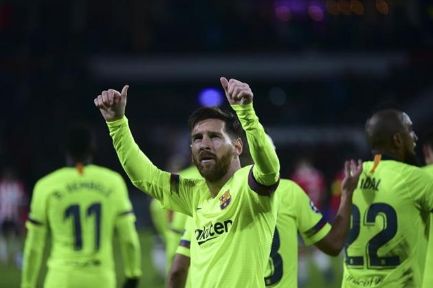 Những điều rút ra sau lượt 5 vòng bảng Champions League: - Bóng Đá
