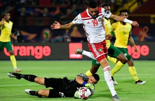 Morocco - Nam Phi - Bóng Đá