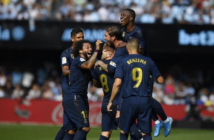 Điểm nhấn Celta Vigo vs Real Madrid - Bóng Đá