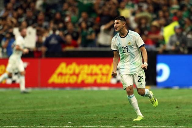 Argentina - Bóng Đá