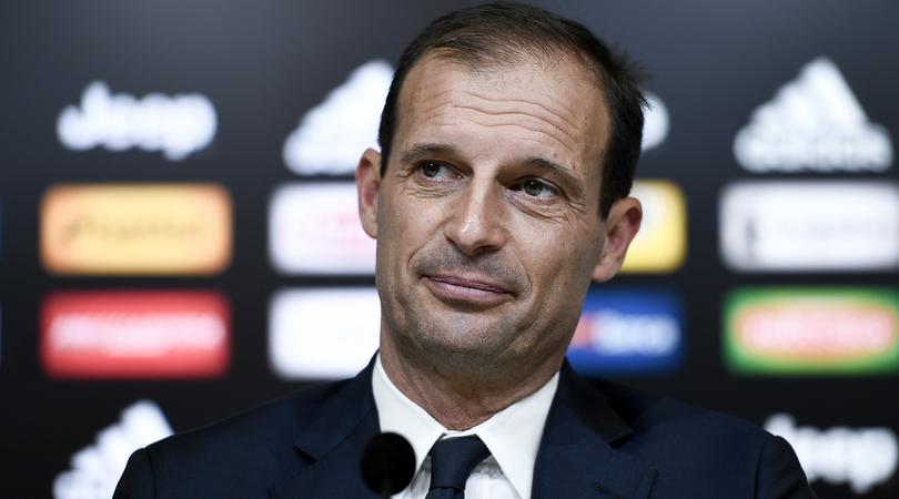 Allegri đang 'giấu bài' trước Inter? - Bóng Đá