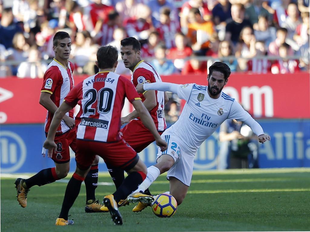 Top 10 cầu thủ xứng danh 'thánh chuyền bóng' tại La Liga - Bóng Đá