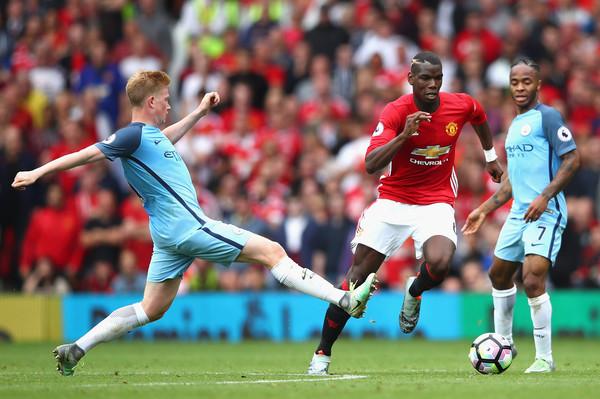 Derby Manchester xô đổ kỷ lục người xem trên toàn thế giới - Bóng Đá