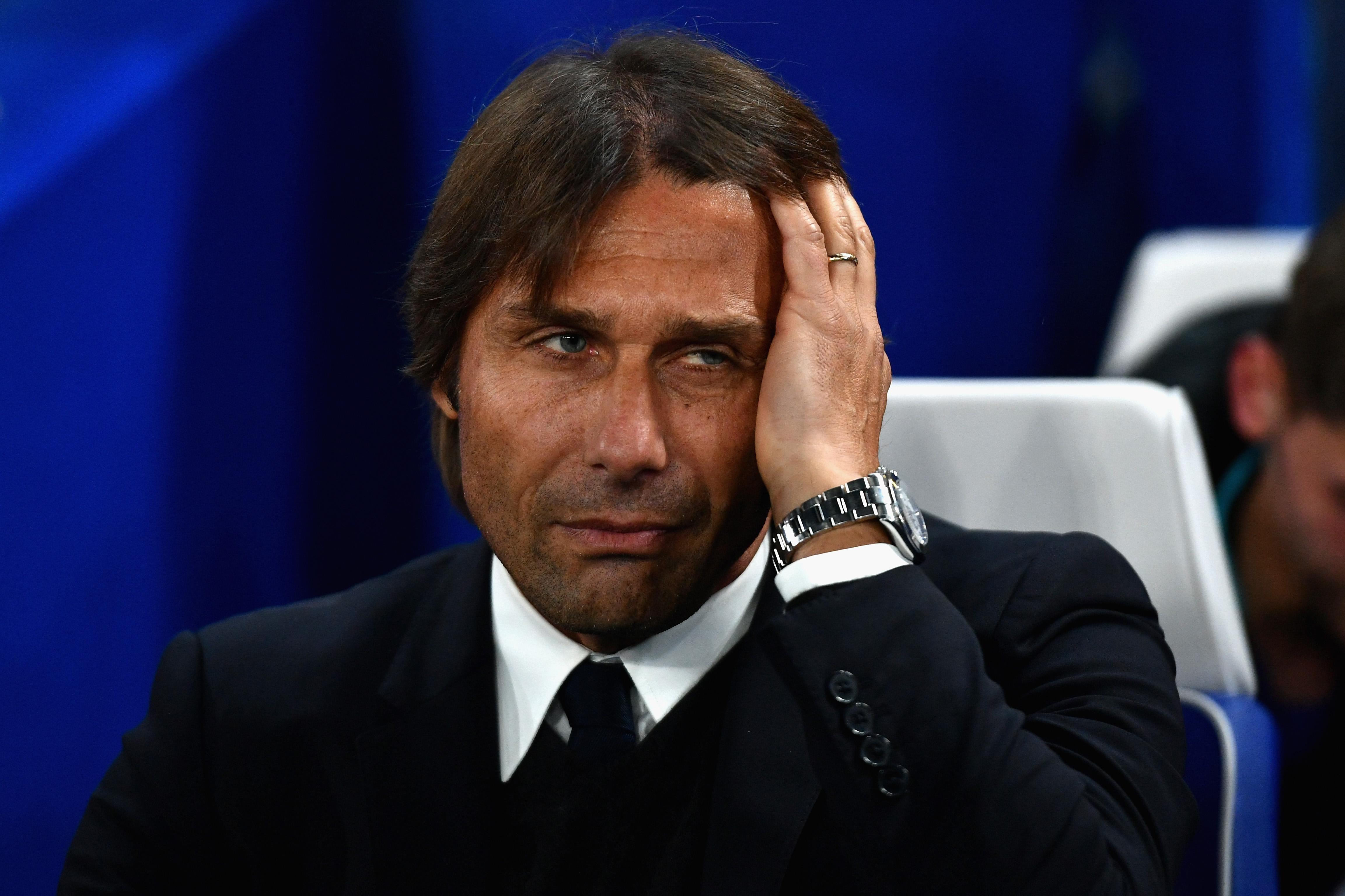 Antonio Conte, hãy quên một điều mà ông ngỡ là mãi mãi... - Bóng Đá