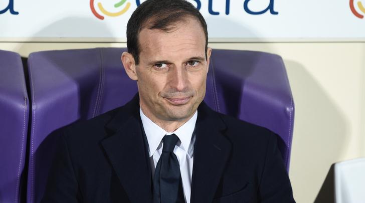 Hạ Fiorentina, Allegri không tiếc lời tâng bốc đối thủ - Bóng Đá