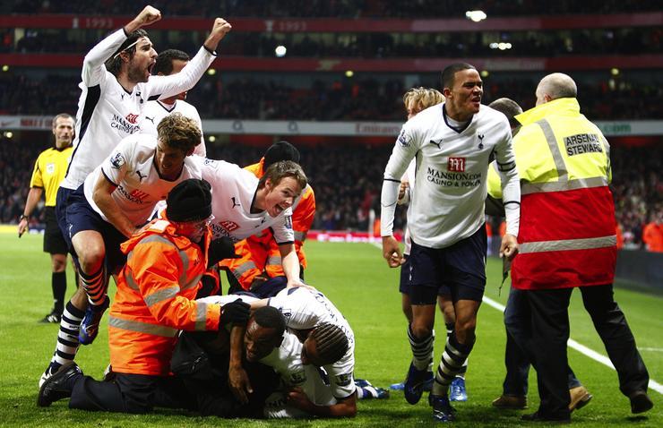 10 trận đại chiến Arsenal - Tottenham xứng đáng lưu danh sử sách - Bóng Đá