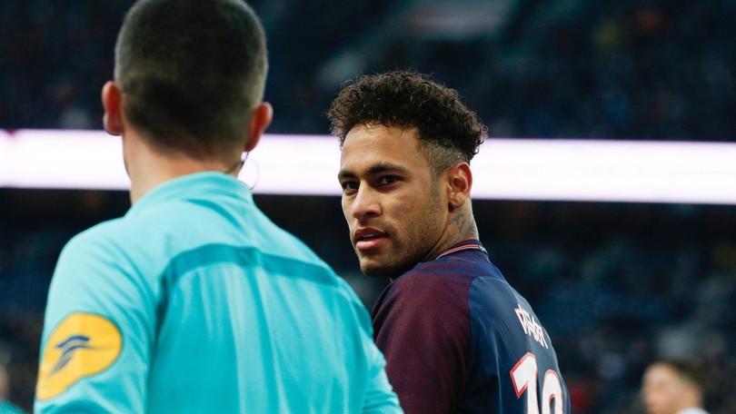 Cầu thủ Marseille công kích Neymar trước truyền thông - Bóng Đá