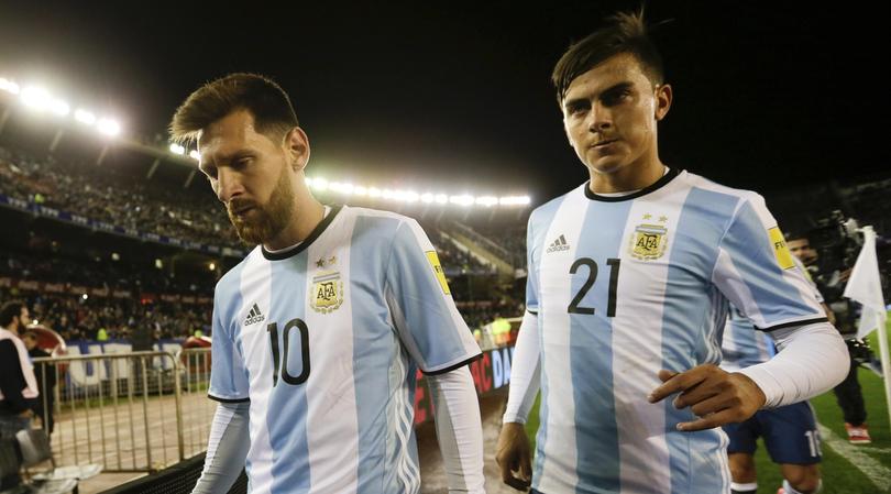 Messi đập tan tin đồn đang có hiềm khích với Dybala - Bóng Đá